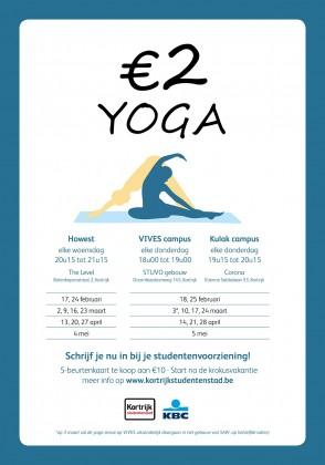 Yoga is plezant