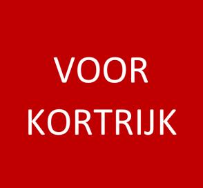 Voor Kortrijk