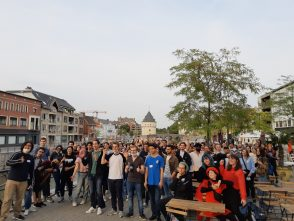 Kortrijk Welcomes International Students (KWIS)