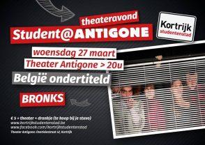 Student@Antigone: België ondertiteld