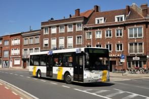 Gratis op de bus