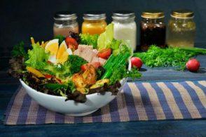 WOW salad bar
